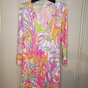 Lily Pulitzer spring/summer dress